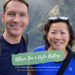 Start your FIRE, with Allison Tom & Dylin Redling