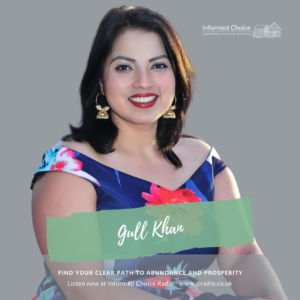 Find your clear path to abundance and prosperity, with Gull Khan