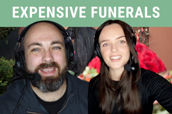 Expensive funerals and risky bitcoin