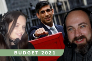 Budget Reaction Special (Talking Money #12 from Informed Choice Radio)