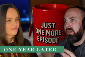 One Year Later (Talking Money #15 from Informed Choice Radio)