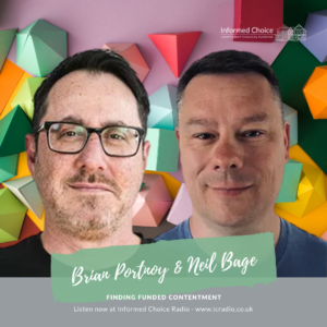 Finding Funded Contentment, with Brian Portnoy & Neil Bage