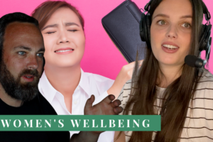 Why 4 in 10 women struggle with their financial wellbeing (Talking Money #20 from Informed Choice Radio)