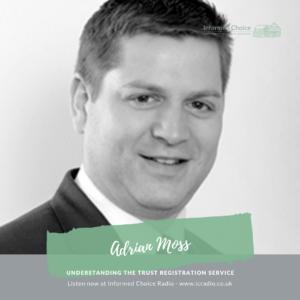 Understanding the Trust Registration Service, with Adrian Moss